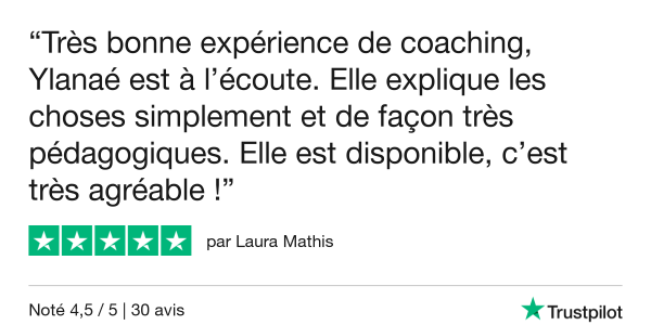 Trustpilot Review - Laura Mathis