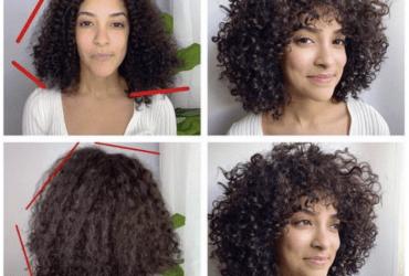 Rezocut, la technique de coupe pour les cheveux ondulés, bouclés, frisés, crépus